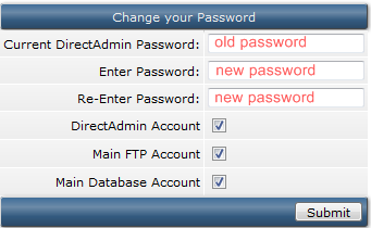 Thaisite : Change Password Admin DA